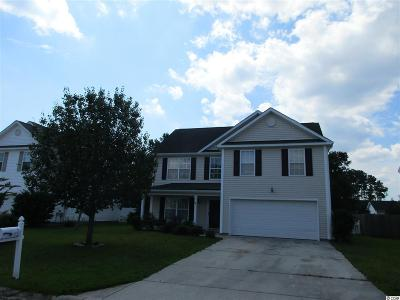 Murrells Inlet Single Family Home For Sale: 148 Molinia Dr