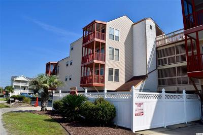 North Myrtle Beach Condo/Townhouse For Sale: 212 29th Ave N #107