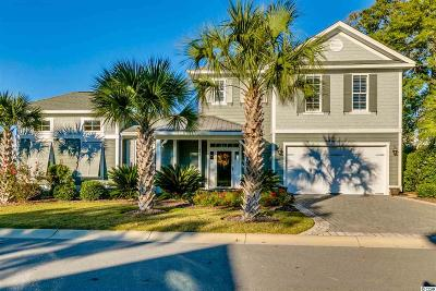 North Myrtle Beach Single Family Home For Sale: 400 Banyan Place