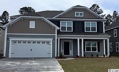 Myrtle Beach Single Family Home Active-Pend. Cntgt. On Financi: 5154 Country Pine Dr.