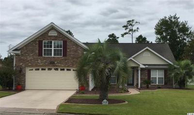 Murrells Inlet Single Family Home For Sale: 1092 Vestry Drive