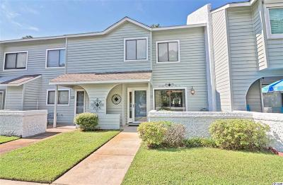 North Myrtle Beach Condo/Townhouse For Sale: 44 Shadow Moss Pl #44