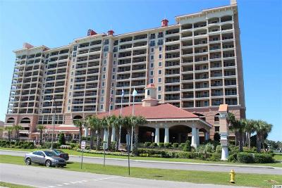 North Myrtle Beach Condo/Townhouse For Sale: 1819 N Ocean Blvd #1205