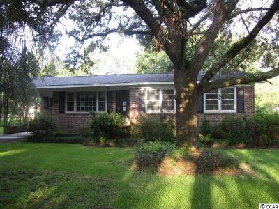 Georgetown Single Family Home For Sale: 1681 Wren St.