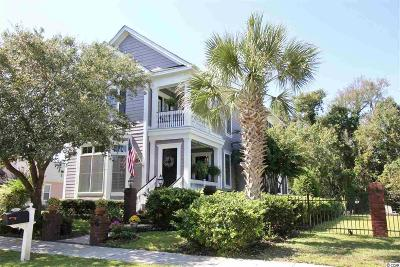 North Myrtle Beach Single Family Home For Sale: 1522 James Island Avenue