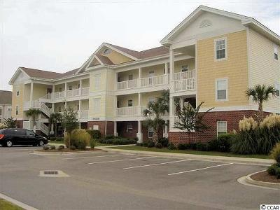 North Myrtle Beach Condo/Townhouse For Sale: 6203 Catalina Drive #421