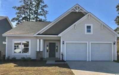 Little River Single Family Home For Sale: 181 Zostera Drive