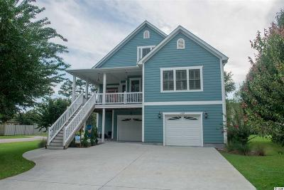 Murrells Inlet Single Family Home For Sale: 409 Seabreeze Drive