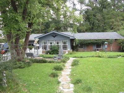 29579 Single Family Home For Sale: 408 Villa Woods Drive