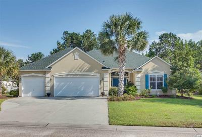 North Myrtle Beach Single Family Home For Sale: 4652 Ironwood Drive
