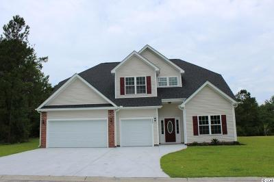 Conway Single Family Home For Sale: Tbb6 Barons Bluff Drive