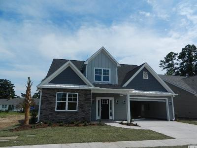 North Myrtle Beach Single Family Home For Sale: 1136 Doubloon Drive