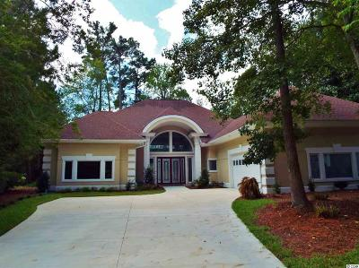 North Myrtle Beach Single Family Home For Sale: 1606 Burgee Court