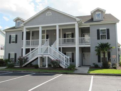Murrells Inlet Condo/Townhouse For Sale: 441 Mahogany Dr #202