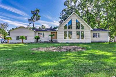Myrtle Beach Single Family Home For Sale: 1432 Shoreline Dr
