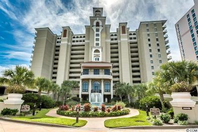 Myrtle Beach Condo/Townhouse For Sale: 5310 N Ocean Blvd #902