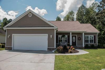 Conway Single Family Home For Sale: 134 Silver Peak Drive