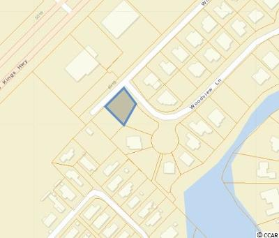 Horry County Residential Lots & Land For Sale: Lot 2 Woodview Ln.