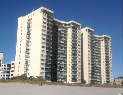 North Myrtle Beach Condo/Townhouse For Sale: 201 S Ocean Boulevard #1006