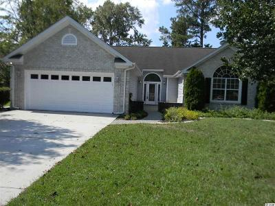 Murrells Inlet Single Family Home For Sale: 9607 Indigo Creek Blvd