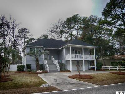 Surfside Beach Single Family Home For Sale: 615 17th Ave N