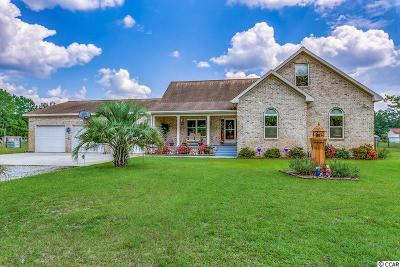 Conway Single Family Home For Sale: 2531 Smiley Lane