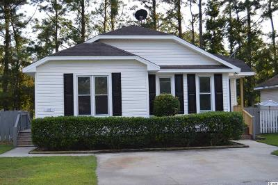 Myrtle Beach Single Family Home Active-Pend. Cntgt. On Financi: 107 Countryside Drive