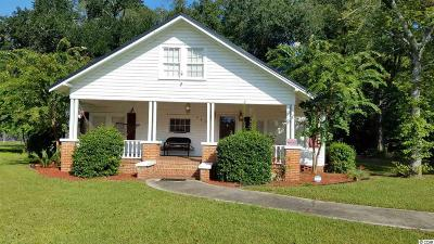 Conway Single Family Home For Sale: 240 Dunn Shortcut Road