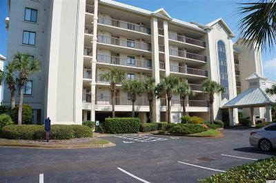 Pawleys Island Condo/Townhouse For Sale: D2b Crescent At Sandpiper #D2B