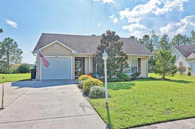 Little River Single Family Home For Sale: 492 Cordgrass Ln