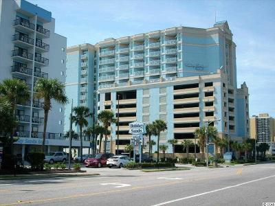 Myrtle Beach Condo/Townhouse For Sale: 2411 S Ocean Blvd #1121