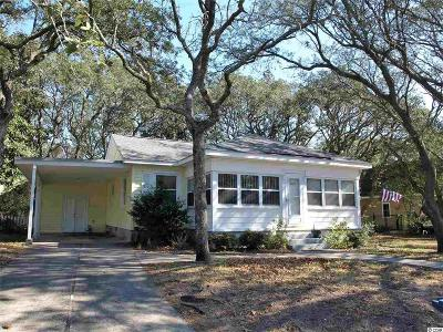 Myrtle Beach Single Family Home For Sale: 408 34th Ave. N.
