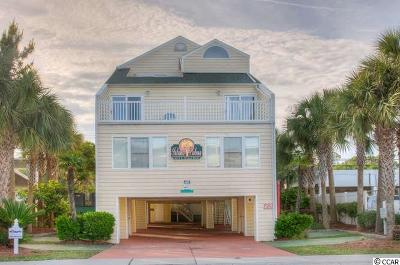 North Myrtle Beach Condo/Townhouse For Sale: 4314 South Ocean Blvd #C3