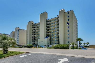 North Myrtle Beach Condo/Townhouse For Sale: 3601 S Ocean Blvd #5B