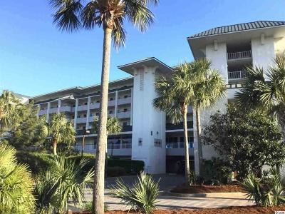 Pawleys Island Condo/Townhouse For Sale: 601 Retreat Beach Loop #423