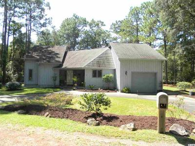 Pawleys Island Single Family Home For Sale: 49 Georgeanna