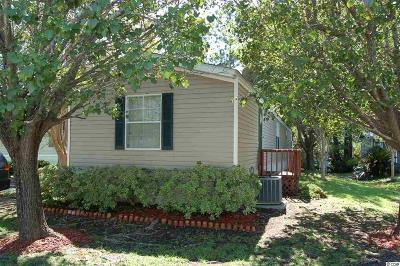 Myrtle Beach SC Single Family Home Active-Pending Sale - Cash Ter: $35,000