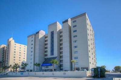 North Myrtle Beach Condo/Townhouse For Sale: 4619 S Ocean Blvd #204