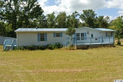Conway Single Family Home For Sale: 5009 Murray Johnson Rd