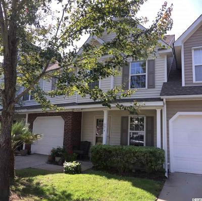 Pawleys Island Condo/Townhouse For Sale: 59 Ryegrass #4
