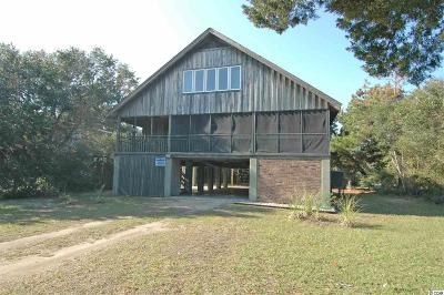 Pawleys Island Single Family Home For Sale: 145 Parker Drive