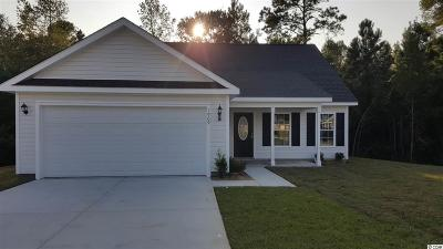 Conway Single Family Home For Sale: 1909 Ackerrose Dr