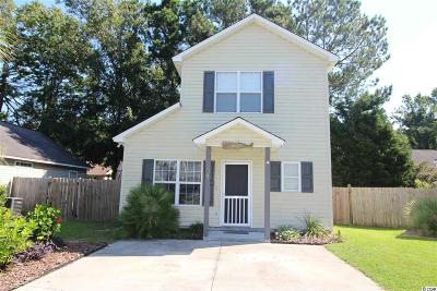 Myrtle Beach Single Family Home For Sale: 804 Brenda Place