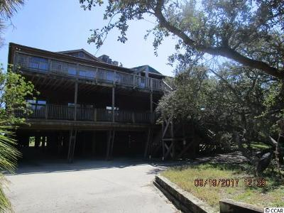 Pawleys Island Multi Family Home For Sale: 334 Myrtle Avenue