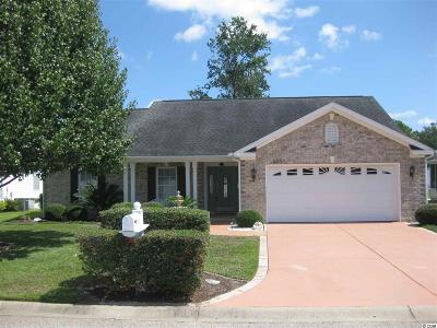 Myrtle Beach Single Family Home Active-Pending Sale - Cash Ter: 525 Brooksher Drive