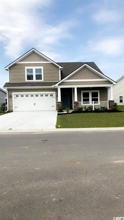 Murrells Inlet Single Family Home For Sale: 744 Cherry Blossom Drive