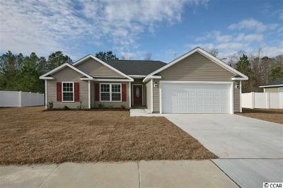 Conway Single Family Home For Sale: Tbd Ackerrose Dr
