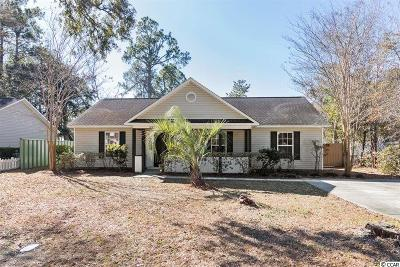 Conway Single Family Home For Sale: 509 Live Oak
