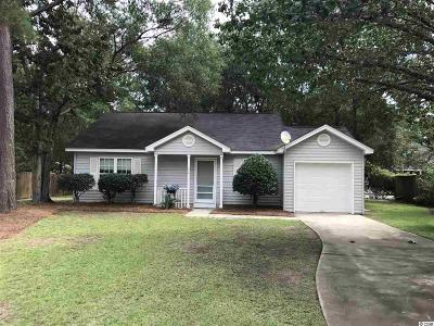 Pawleys Island Single Family Home For Sale: 34 St Thomas