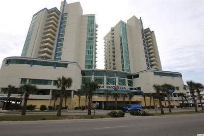 North Myrtle Beach Condo/Townhouse For Sale: 300 N Ocean Blvd. #322